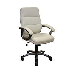 Eliza Tinsley Medium Back Executive Chair Cream