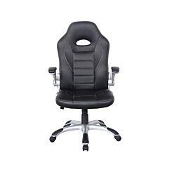 Talladega High Back Adjustable Gaming Chair Black