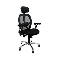 Luxury Mesh Back Executive Chair Black