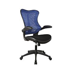 Executive Mesh Chair Blue