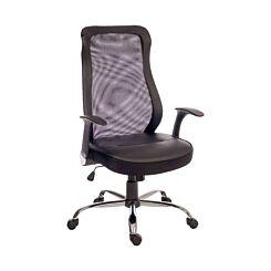 Teknik Office Curve Mesh Back Executive Chair