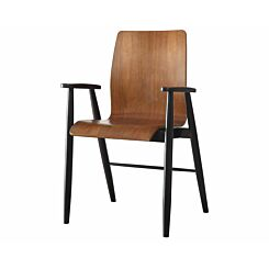 Jual Vienna Wooden Chair Walnut