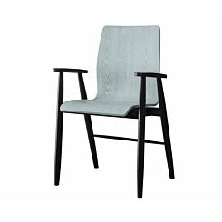 Jual Vienna Wooden Chair Grey