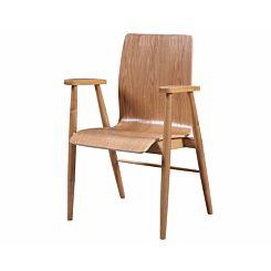 Jual Vienna Wooden Chair Ash