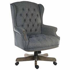 Teknik Chairman Executive Fabric Chair