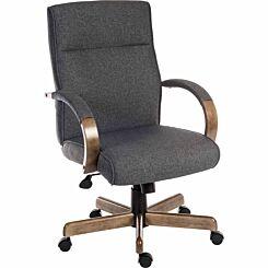 Teknik Grayson Executive Fabric Chair