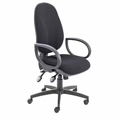 TC Office Maxi Ergo Chair with Fixed Arms