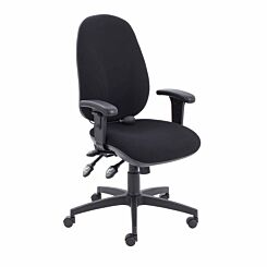TC Office Maxi Ergo Chair with Adjustable Arms