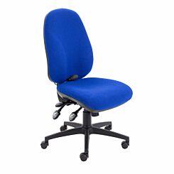 TC Office Maxi Ergo Chair Blue