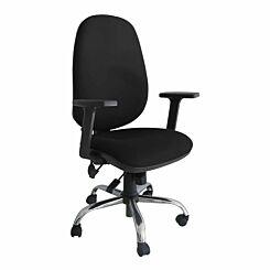 TC Office ID Ergonomic Chair Black