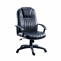Teknik Office Bonded Leather Executive Chair