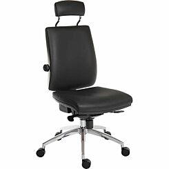 Teknik Office Ergo Plus PU Premier Chair with Headrest