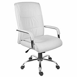 Teknik Office Kendal Executive Chair White