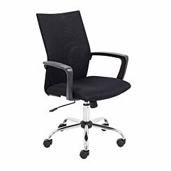 TC Office SOHO One Task Fixed Arm Mesh Chair
