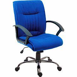 Teknik Office Fabric Executive Armchair