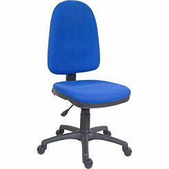 Teknik Office Price Blaster High Back Chair Blue