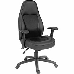 Teknik Office Rapide Luxury Executive Operator Chair