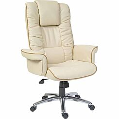 Teknik Office Windsor Luxury Bonded Leather Executive Armchair