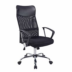 TC Office Carlos High Back Mesh Chair