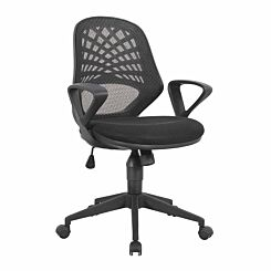 Lattice Mesh Back Chair