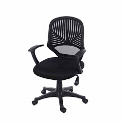 Loft Home Office Chair with Mesh Back