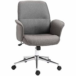 Darwell Relaxed Rocking Office Chair