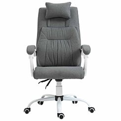 Grasmere Reclining Office Chair with Massage Pillow