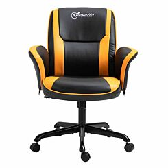 Hollingworth PU Leather Racing Style Office Chair