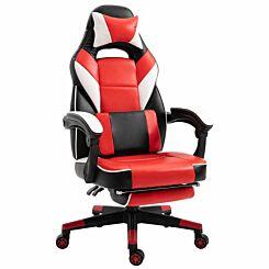 West Ergonomic Gaming Chair Ergonomic with Footrest