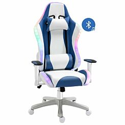 Andigre Bluetooth Gaming Chair with LED Lights
