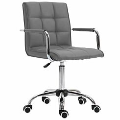 Castellan PU Leather Office Chair