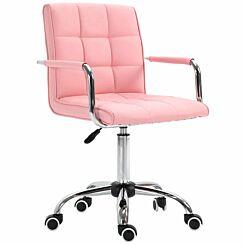 Castellan PU Leather Office Chair