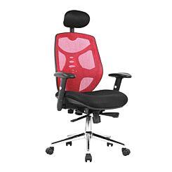 Nautilus Polaris High Back Mesh Chair