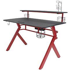 Stade Gaming Desk with Shelf