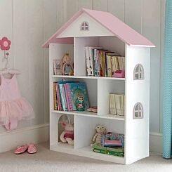 Liberty House Toys Wooden Dollhouse Bookcase