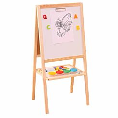 Liberty House Toys Childrens 4 in 1 Double Easel