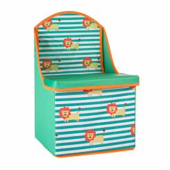 Premier Kids Lion Storage Box Seat