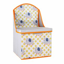 Premier Kids Elephant Storage Box Seat