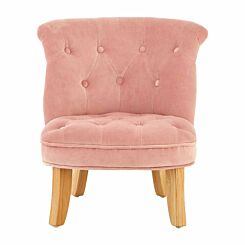 Premier Kids Estelle Velvet Chair