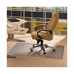 Cleartex Advantagemat Chair Mat for Low Pile Carpet Rectangular 120 x 200cm