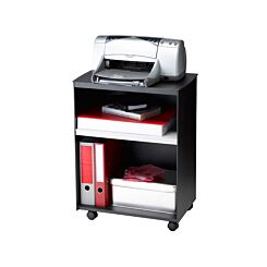 Printer Trolley 2 Compartment