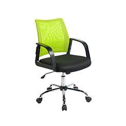 Mesh Back Operator Chair Green