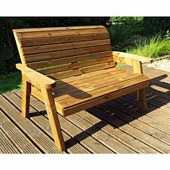 Charles Taylor Two Seater Garden Bench