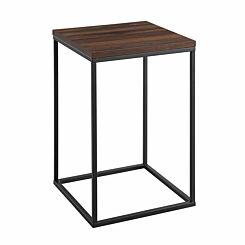 Avellino Modern Square Side Table