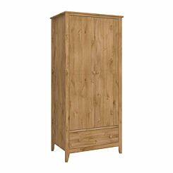 Steens Heston Pine 2 Door Wardrobe