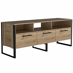 Brooklyn Wide Screen TV Unit with 3 Doors
