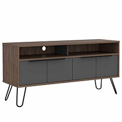 Vegas Wide Screen TV Unit with 4 Doors