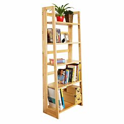 Premier Housewares 5 Tier Folding Shelving Unit