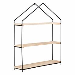 Premier Housewares Brixton House Shelf Unit