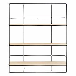 Premier Housewares Brixton 3 Layer Shelf